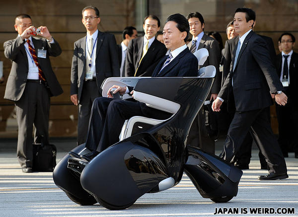 - Even japanese version of Stephen Hawking looks mor