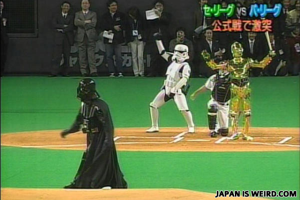 - The Umpire strikes back