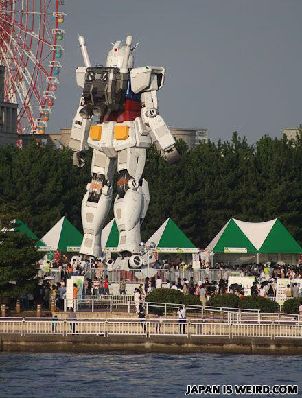 - Six Flags Hokkaido giant raping robot to next Lady